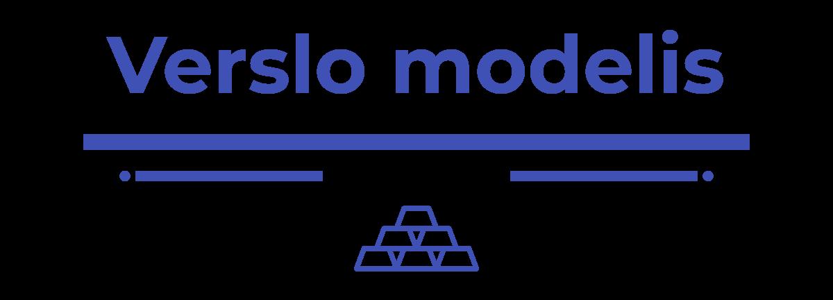 Verslo modelis