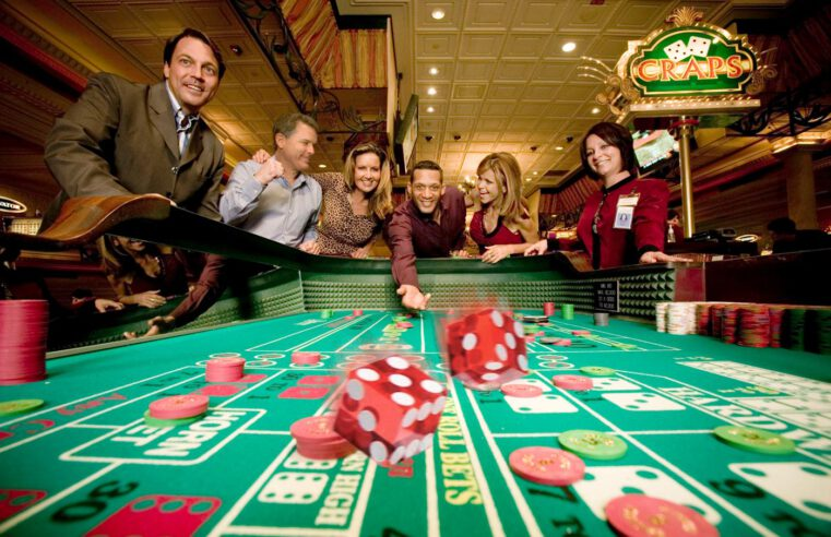 Apie kazino: tai, kas jus gali nustebinti